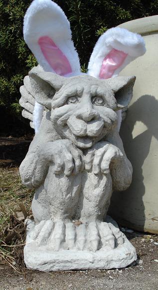 Easter Gargoyle