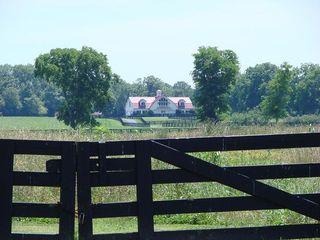 Alan Jackson's Barn