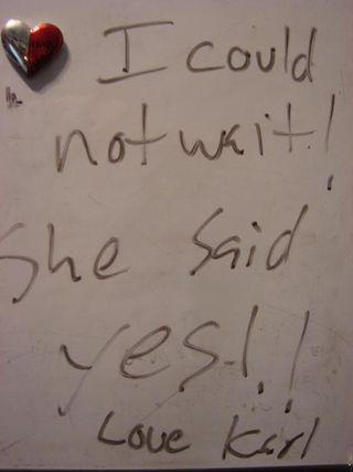 Karl's note