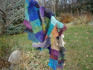 Starry scarf 1