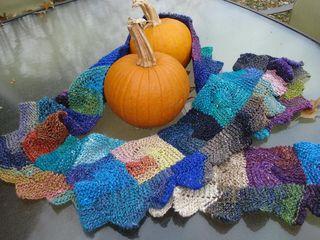 Starry scarf 2