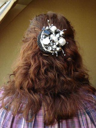 Nadja hair clip 1