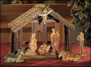 7-Piece Nativity Set90G18021