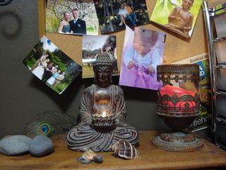 Hollys altar