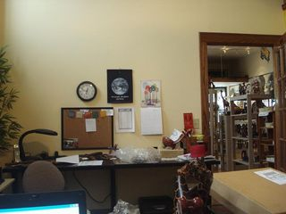 View from desk