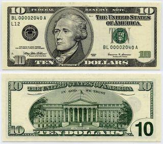 Ten-dollars