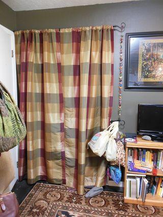 Yarn closet