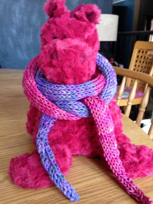 Pip scarf