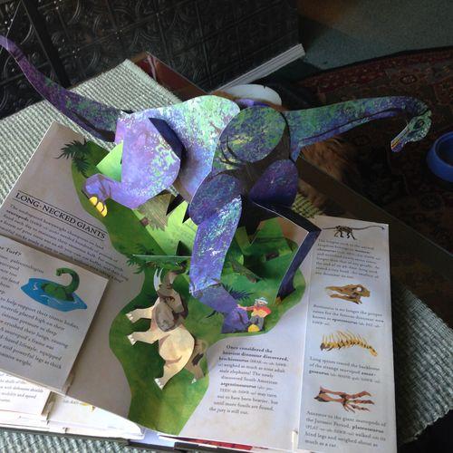 Dino book 1